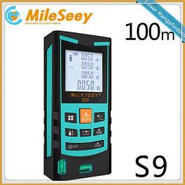 MILESEEY S9-100 - лазерная рулетка