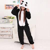 Костюм пижама в виде зверя кигуруми енот ( красная панда ) df954b4dda540