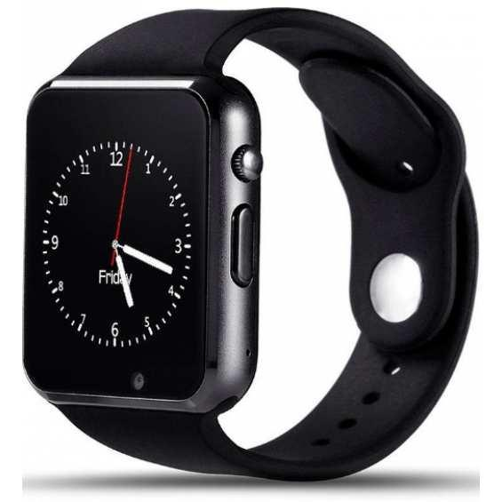 Умные часы телефон Smart Watch A1 c SIM картой УЦЕНКА 2