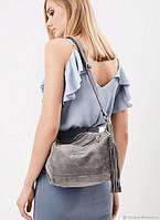 Поступление стильных женских замшевых сумок в Модную покупку