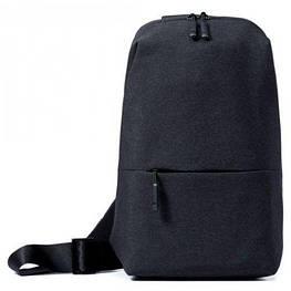 Рюкзак Xiaomi Mi multi-functional urban leisure chest Pack / dark grey