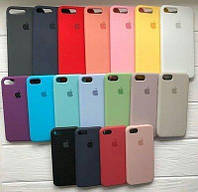 Чехол Apple Silicone Case 5/5S/SE/6/6S/7/8/X/Plus