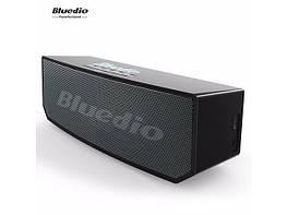 Беспроводная портативная колонка Bluedio BS-6 Black HiFi Bluetooth 5.0