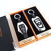 """Электроимпульсная USB зажигалка  зажигалка-брелок """"BMW"""", Mercedes-Benz., фото 7"""