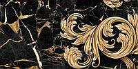 30х60  Декор Saint Laurent Decor №2 черный, фото 1