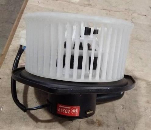 Мотор отопителя (печки)  FАW CA3252 (Фав 3252), фото 2