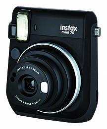 Фотокамера моментальной печати Fujifilm Instax Mini 70 EX D Black