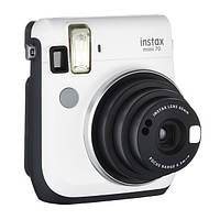 Фотокамера моментальной печати Fujifilm Instax Mini 70 EX D White
