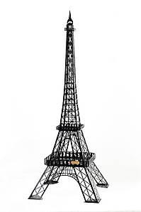 Эйфелева башня, металл, высота 130 см