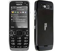 Мобильный телефон Nokia E52 Gold 1500 mAh, фото 4