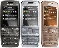 Мобильный телефон Nokia E52 Gold 1500 mAh, фото 8