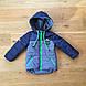 Демисезонная куртка мальчик 3 - 7 лет, есть замеры 98,110,116, фото 2