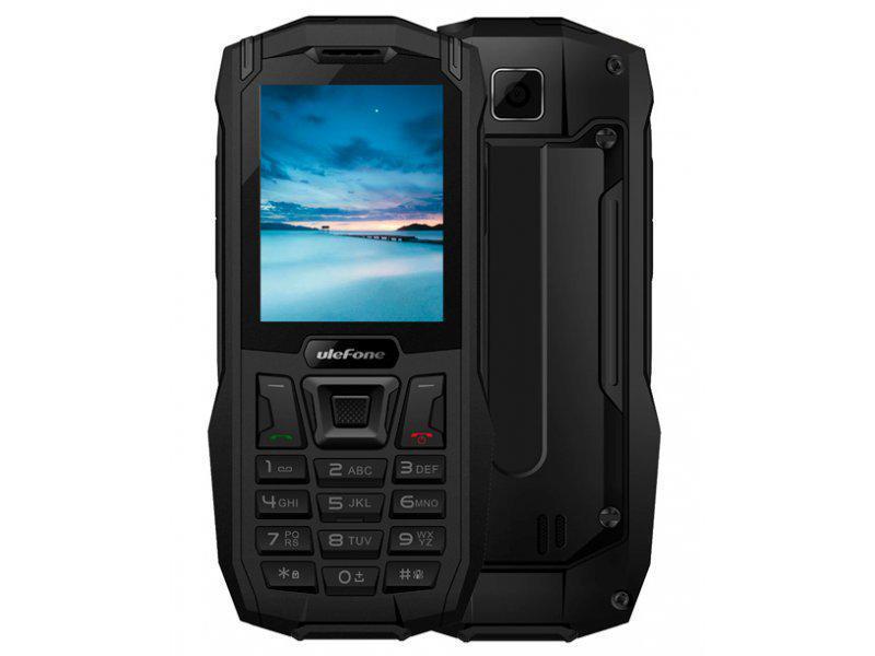 Защищенный смартфон UleFone Armor Mini black  ip 68 МТК 6261D  2500 мАч