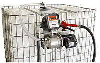 SAD-200M, Комплект для перекачки жидкости Adblue для 200-литровой бочки КИЕВ