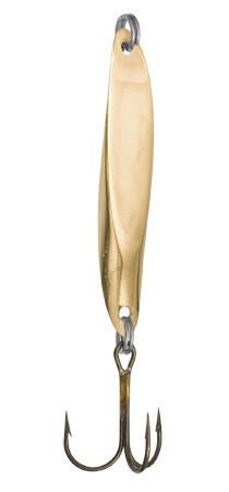 Блесна Wizard колебалка ASP (кастмастер) 4 -25г золото