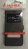 Чохол Книжка Momax для Xiaomi redmi 6 pro Brown, фото 3