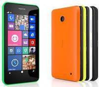 Смартфон Microsoft Lumia 535 Dual Sim   1/8 gb Qualcomm Snapdragon 200 1905 мАч Green, фото 3