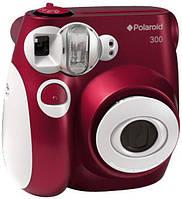 Камера моментальной печати Polaroid PIC-300 Red