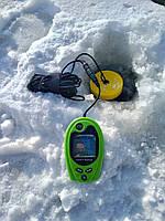 Видеообзоры зимних эхолотов