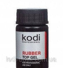 Kodi Top (каучуковый топ) Rubber Top Gel 14 мл