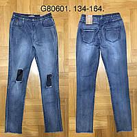 Джеггинсы для девочек оптом, Grace, 134-164 см,  № G80601, фото 1