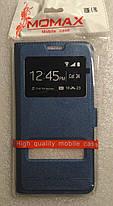 Чохол Книжка Momax для Xiaomi redmi 6 pro Blue, фото 3