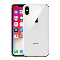 Смартфон Apple iPhone X 64gb Silver Apple A11 Bionic 2715 мАч+стекло и чехол Гарантия 6 мес, фото 2