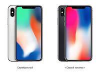 Смартфон Apple iPhone X 64gb Silver Apple A11 Bionic 2715 мАч+стекло и чехол Гарантия 6 мес, фото 7