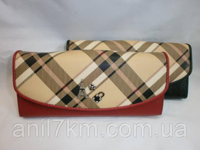 Женский кожаный кошелёк фирмы GESI