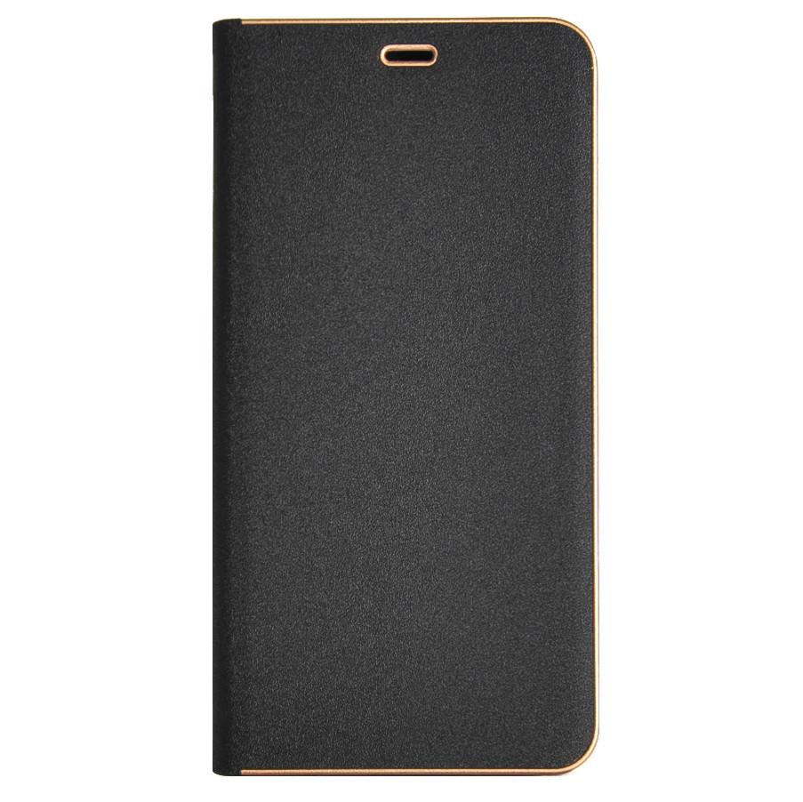 Чехол-книжка для Samsung Galaxy A8 Plus 2018 A730 Florence TOP №2 чёрная