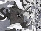 "Палатка зимняя  ""КУБ"" Буран для рыбалки утепленная OXFORD 3000 3-х слойная 200х200х205 см, фото 8"