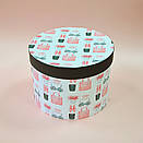 """Капелюшні коробки """"Chanel"""" в наборі, фото 2"""