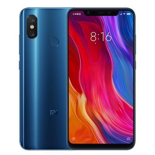Смартфон Xiaomi Mi 8 6/64Gb Global Version (Blue)