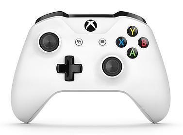 Джойстик Microsoft Xbox One S 3.5mm (White)