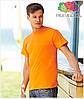 Мужская футболка легкая 100% хлопок, фото 5