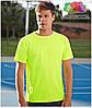Мужская спортивная футболка легкая, фото 3