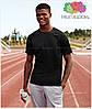 Мужская спортивная футболка легкая, фото 7