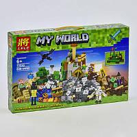 """Конструктор 33230 (36) Lele My World """" Падение башни"""", 600 деталей, в коробке"""