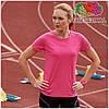 Женская лёгкая спортивная футболка, фото 5