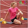 Женская лёгкая спортивная футболка, фото 7