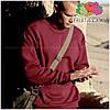 Мужская мягкая и теплая кофта свитер , фото 4