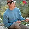 Мужская мягкая и теплая кофта свитер , фото 5