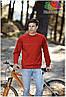 Мужская мягкая и теплая кофта свитер , фото 7