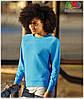 Женский лёгкий реглан кофта свитшот, фото 4