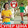 Детская футболка для мальчиков мягка 100% хлопок, фото 2