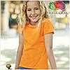 Детская футболка для девочек мягка 100% хлопок, фото 7
