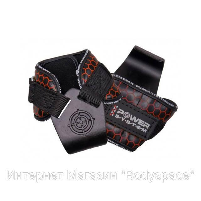 Power System, Крюки для тяги на запястья Hooks V2 PS-3360 Black-Red