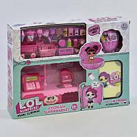 Игровой набор Лол LOL Магазин мороженого ВВ 905