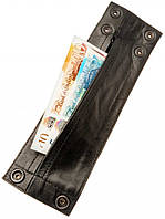 Кожаный кошелёк на руку, фото 1