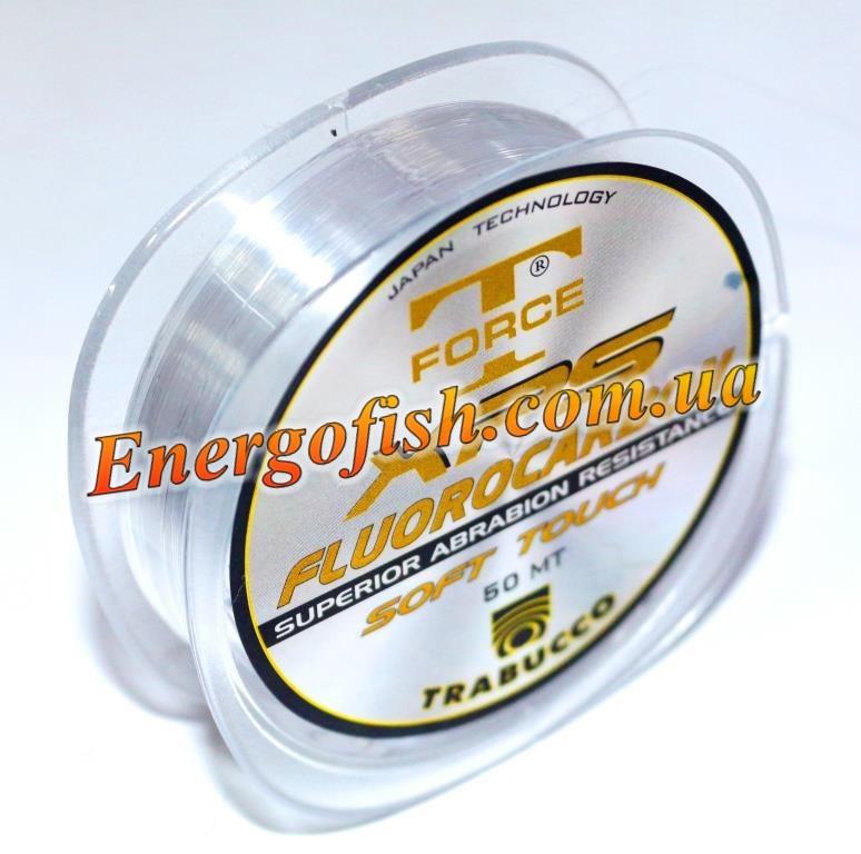 Леска Trabucco T-Forse XPS Fluorocarbon 50 м 0.14 мм 4.5 кг